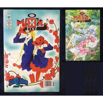 Mixx Zine Sailor Moon Super S & Guerreras Magicas Paquete 2