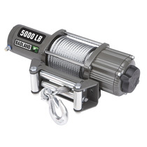 Winch Electrico Hasta 5000 Lbs Atv Utv 12volts Todo Terreno