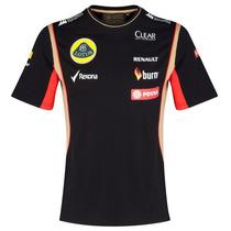 F1 Playera Del Lotus F1 Team Producto Oficial **no Replica**