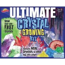 Científico Explorador De Ultimate Crystal Kit Creciente