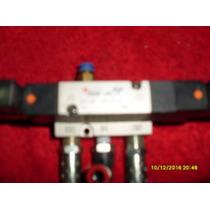 Electrovalvula Direccional Smc Modelo Vz5340-5mz-01