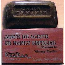 Jabon De Aceite De Mamey Especial