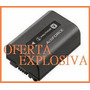 Bateria Recargable Np-fv50 P/video Camara Sony Handycam