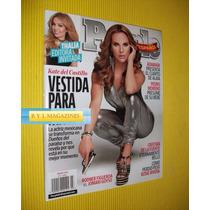 Kate Del Castillo Thalia Revista People 2015