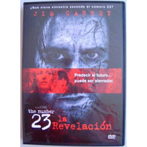 23 La Revelacion / Jim Carey / Dvd