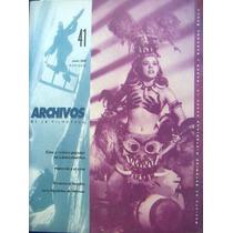 Libro, Ninon Sevilla En Portada,archivos De La Filmoteca #41