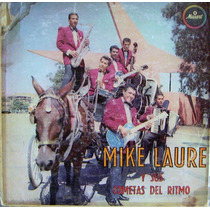 Rock Mexicano, Mike Laure Y Sus Cometas Del Ritmo, Lp 12´,