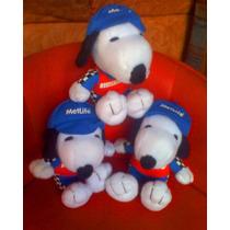 Snoopy De Peluche Vestido Con Traje De Carreras