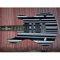 Avenged Sevenfold Synyster Gates Schecter Guitarra Electrica