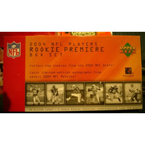 2004 Nfl Rookie Premiere Box Upper Deck Manning Rivers Rc