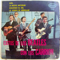 Rock Mexicano, Hermanos Carrion, Exitos De Los Beatles, Ep7´