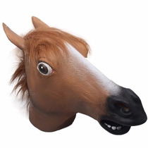 Disfraz Signstek Horror Horse Head Mask Scary Halloween