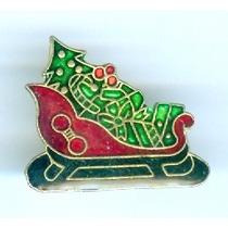 Pins Navidad Trine De Santa Claus Vv4