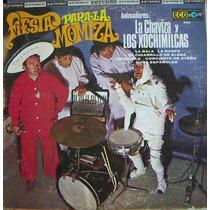 Rock Mexicano, Los Xochimilcas, Fiesta Para La Momiza, Lp12´