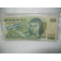 Gcg Bolsa De Billetes De Mexico Juguete Didactico Dvn