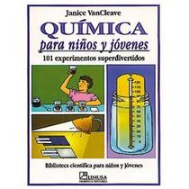 Química Para Niños Y Jóvenes - Janice Vancleave Sp0