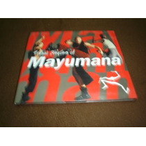 Mayumana - Cd Album - Tribal Rhythm Of... Ndd