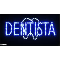 Anuncio Luminoso Dentista