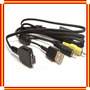 Cable Usb Audio Video Vmc-md1 P/camara Digital Sony Dsc-w300