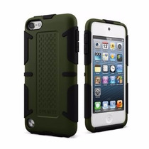 Ipod Touch 5g Funda Caratula Protector Carcasa Cignett +mica