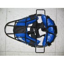 Careta Comax Catcher Azul Rey Adulto