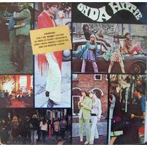 Rock Mex Varios, Onda Hippie (experiencia,cuervos Tehua)lp12