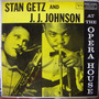 Jazz Inter, Stan Getz And J. J. Johnson, Lp12´, Hecho En Usa