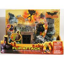 Flip Attack Batman Begins Acrobacias Dc Mattel 2005