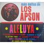 Rock Mexicano, Los Apson, ( Aleluya), Lp 12´,