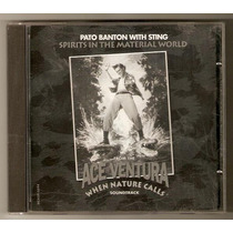 Spirits In The Material World Cd Pato Banton With Sting