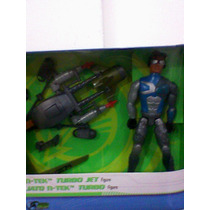 Max Steel Turbo Mission N-tek Turbo Jet