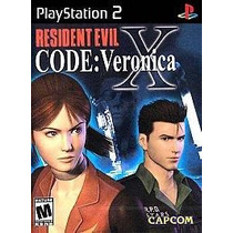 Residen Evil Code Veronica X Ps2 Ps3
