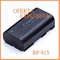 Bateria Canon Bp-915 914 Bp911 Xl1 Xl1s Xl2 Xm1 Xm2 Xv1