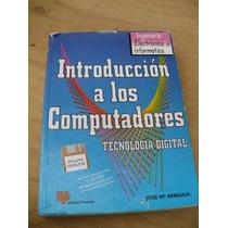 027-libro Introduccion A Los Computadores