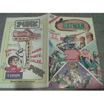 Comics Novaro Batman Serie Avestruz