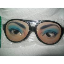 Gcg Lentes Ojos De Mujer Para Broma O Disfraz