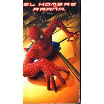 Pelicula Vhs Spiderman 1 (el Hombre Araña) Pyf