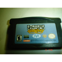 Game Boy Advance Cartoon Network Speedway