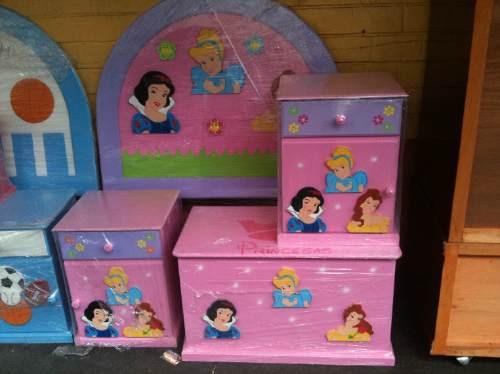 Recamara infantil ni o ni a princesa flores lagunilla - Muebles de princesas ...