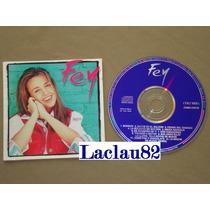 Fey Homonimo Debut 1995 Columbia Cd 12 Tracks Cd Purpura