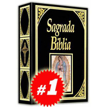 Sagrada Biblia Rezza Mediana 1 Vol