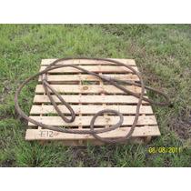 Estrobo De Cable De Acero 6.9 Metros De 1 Pulgada