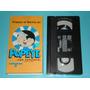 Vhs Popeye El Marino Vol 3 Caricatura Infantil Pelicula