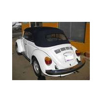 Capota Convertible Vw Super Beetle Modelo Exclusivo Usa