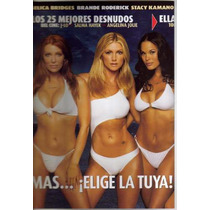 Revista Fhm Con Las Chicas De Baywatch $150.00