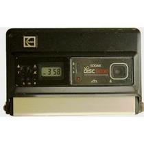 Camara Fotográfica Kodak Disc8000, Pelicula De Disco (1982)