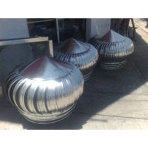 Extractores De Aire Atmosferico Tipo Cebolla / Eolico