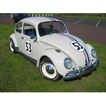 Stickers Vinil Kit De Calcomanias De Herbie