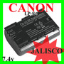 Bateria Camara Digital Canon Lp-e6 7.4v Nuevo Guadalajara