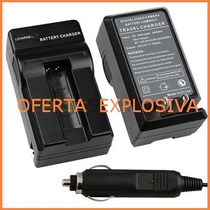 Cargador Smart Led Np-fc10/fc11 Camara Digital Sony Dsc-p9